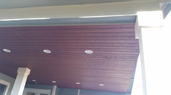 Cascade Porch remodel
