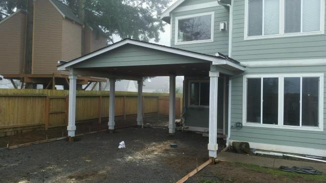 back porch remodel cascade park